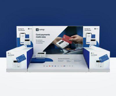 Display  Air pinapparaat