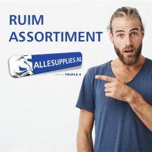 RUIM ASSORTIMENT BIJ ALLESUPPLIES